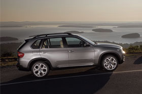 Le nouveau BMW X5