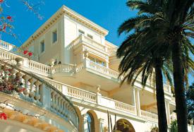 Les beaux quartiers de Cannes