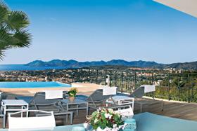 La Côte d'Azur en villégiature
