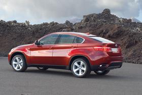 BMW X6 : La belle inédite