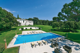Seasonal rentals on the Côte d'Azur