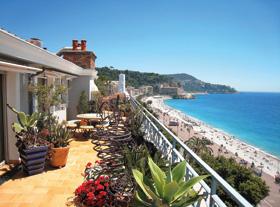 Luxury properties in Nice