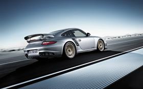 Porsche 911 GT2 RS :  620 ch, record battu !