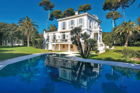 Le luxe à Antibes