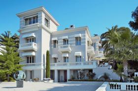 Une propriété sur la Côte d'Azur