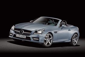 Mercedes SLK : 3e round