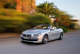 BMW Série 6 Cabriolet, une valeur sûre