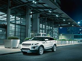 Range Rover Evoque, au-dessus de tous !