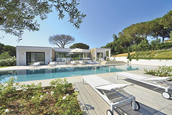 Saint-Tropez et son golfe : une offre immobilière variée