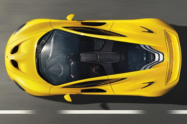 McLaren P1, la meilleure sur route et sur piste…
