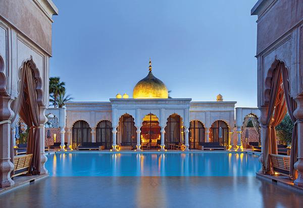 Escales royales  à Marrakech