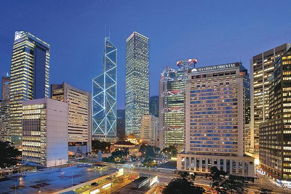 Hong Kong,  un monde à part