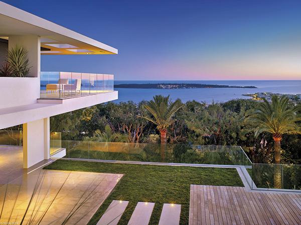 Cannes, des villas d'exception