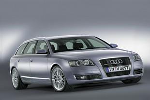 Pratique et sûre, l'Audi A6 Avant