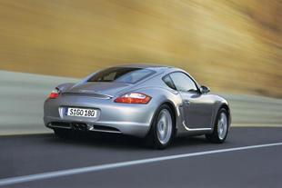 La Porsche Cayman S