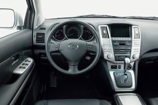 La Lexus RX 400h