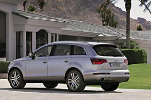 Audi Q7, un magistral SUV