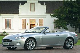 Jaguar Cabriolet XK