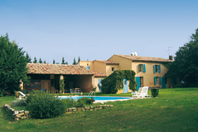 A holiday home in Provence