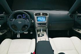 Lexus IS-F - La berline sportive