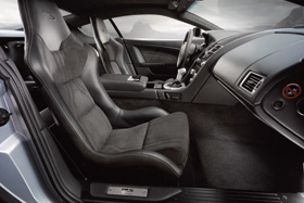 Aston Martin DBS Comme au cinema