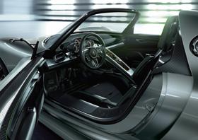 Porsche 918 Spyder, la belle écologique