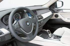 BMW X6 ActiveHybrid, une vitrine technologique