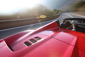 La Ferrari 458 Spider, un bijou sur-mesure