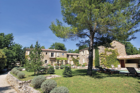 Les belles demeures de Provence