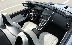 Jaguar F-Type, sportive et performante