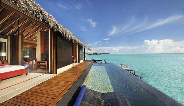 Les Maldives, un paradis