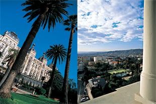 Le luxe à Nice