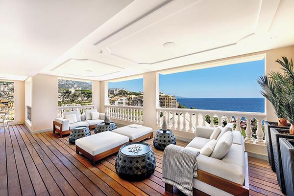Monaco, la sécurité du placement