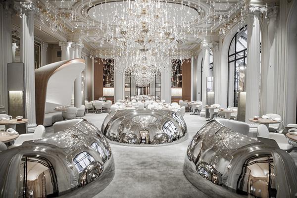 Le prestige des Hôtels 5 étoiles à Paris