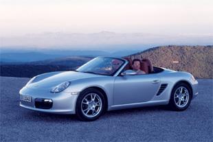 Porsche Boxster nouvelle version