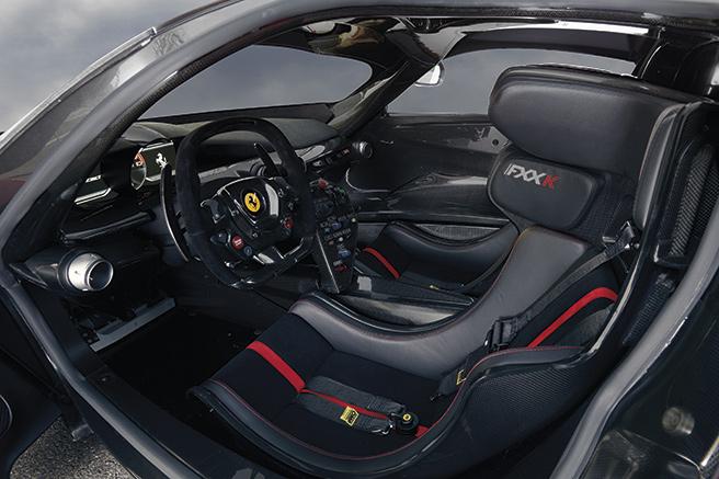 Ferrari FXX K, une série limitée