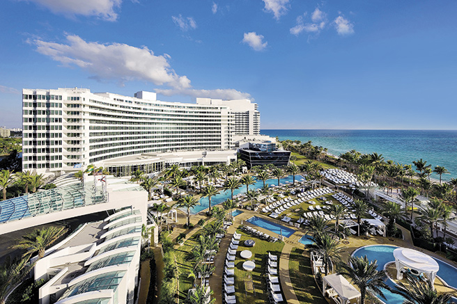 Miami fait son show