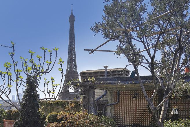 Les biens de prestige avec vue à Paris