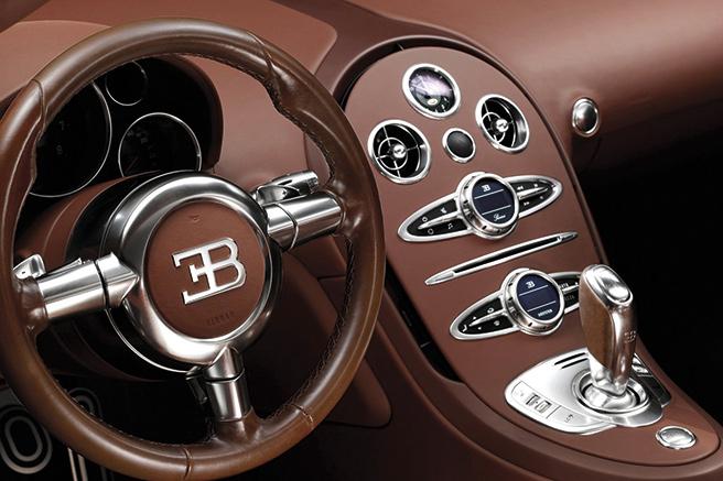 La légende Ettore Bugatti