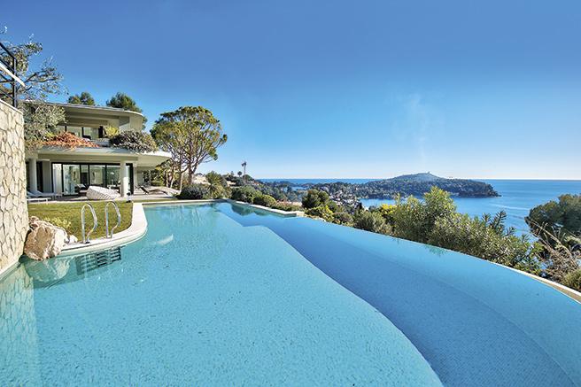 La location saisonnière sur la Côte d'Azur