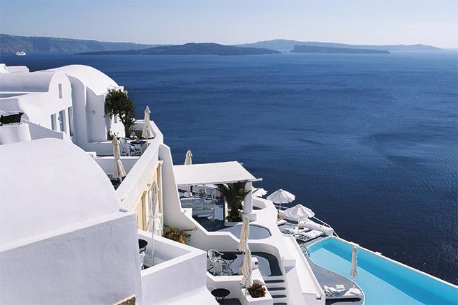 Paradis insulaires en Méditerranée