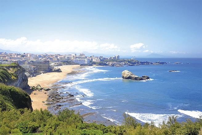 Le luxe à Biarritz