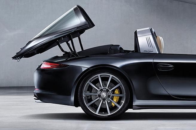 Porsche 911 Targa 4S Exclusive