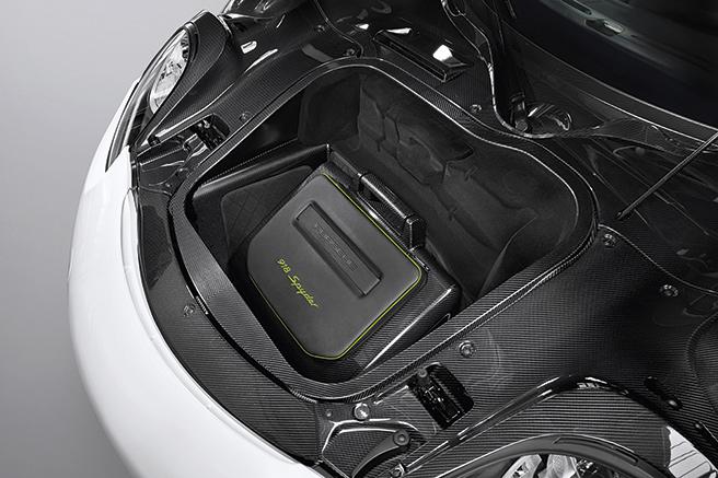 Porsche 918 Spyder, ultra performante