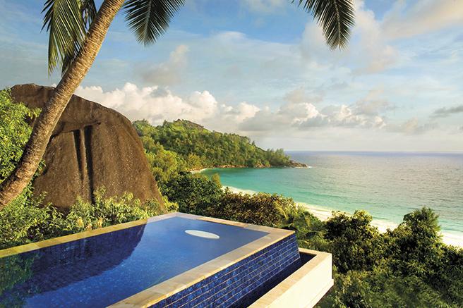 Les Seychelles, Noël sous le soleil