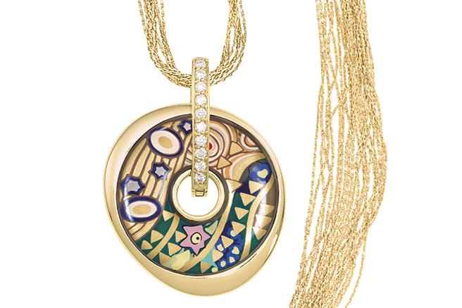 Frey Wille célèbre Klimt