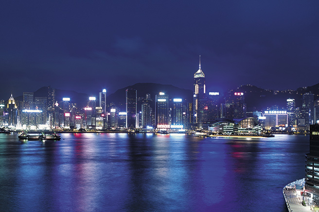 Hong Kong, le New York asiatique