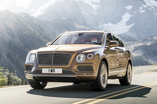 Bentley Bentayga, une vision de l'excellence