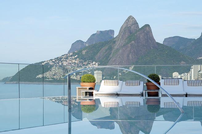 Rio en mode Olympique