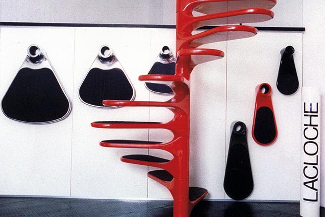Roger Tallon aux Arts décoratifs